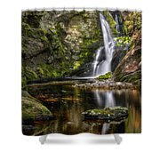Enders Falls Shower Curtain