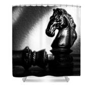 Endgame Shower Curtain