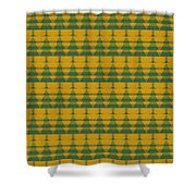 Endless Forest Shower Curtain