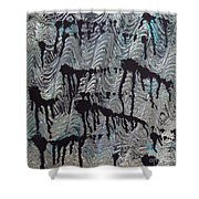 Endless Waters Shower Curtain