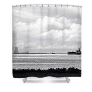 Energies Shower Curtain