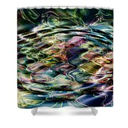 Energized Shower Curtain