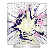 Energy IIi Shower Curtain