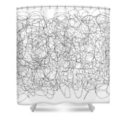 Energy Vortex Shower Curtain