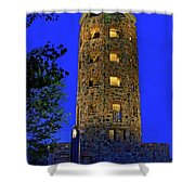 Enger Tower 2011 Shower Curtain