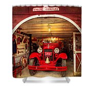 Engine Company 33 Shower Curtain