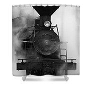 Engine No. 6 Shower Curtain