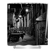 Engine Number 34 Shower Curtain