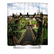 English Country Gardens - Series IIi Shower Curtain