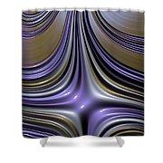 English Lavender Shower Curtain