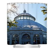 Enid A.haupt Conservatory Shower Curtain