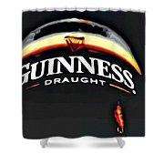 Enjoy Guinness Shower Curtain