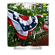 Enjoy The Day Shower Curtain by Ira Shander