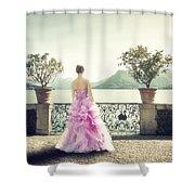 enjoying Italy Shower Curtain by Joana Kruse
