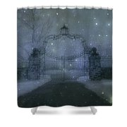 Entrance To A Dream Shower Curtain