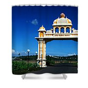 Entrance To Heaven Shower Curtain