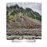Eons Of Change Shower Curtain