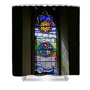 Ephphatha Shower Curtain