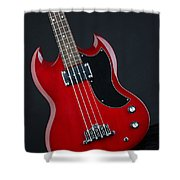Epiphone Sg Bass-9189 Shower Curtain