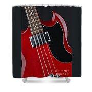 Epiphone Sg Bass-9193 Shower Curtain