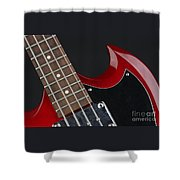 Epiphone Sg Bass-9205 Shower Curtain