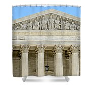 Equal Justice Under Law II Shower Curtain