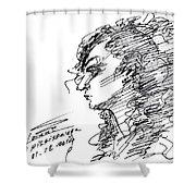 Erbi Shower Curtain