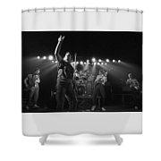 Eric Burdon Shower Curtain