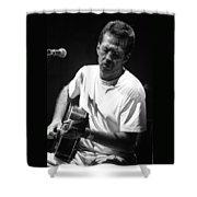 Eric Clapton 003 Shower Curtain