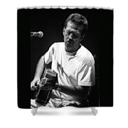 Eric Clapton 003 Shower Curtain