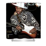 Eric Gales Shower Curtain