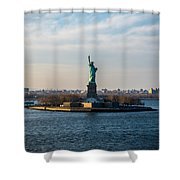 Escape From Ny Shower Curtain