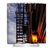 Escape In Boston Shower Curtain