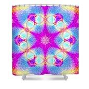 Essence Of Spirit Shower Curtain