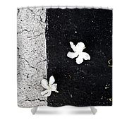 Essence Of The Wind Shower Curtain