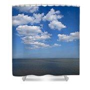 Essex Coast Shower Curtain