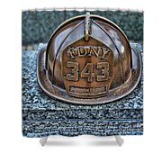Essex County N J 9-11 Memorial 3  Shower Curtain