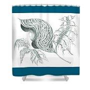 Eternal Blossom- Aiyana Shower Curtain