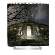 Eternal Life Shower Curtain