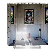 Eternal Rest Shower Curtain