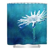 Eternal - Textured Shower Curtain