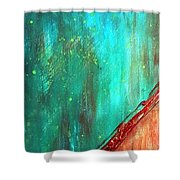 Ethereal 567 Shower Curtain