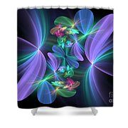 Ethereal Dreams Shower Curtain