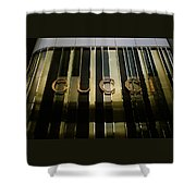 Ethereal Gucci Shower Curtain