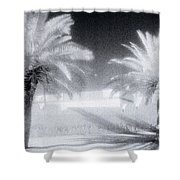 Ethereal Dream Shower Curtain