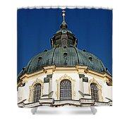 Ettal Abbey Bavaria Shower Curtain