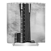 Eureka Tower 2 Shower Curtain
