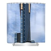 Eureka Tower Shower Curtain