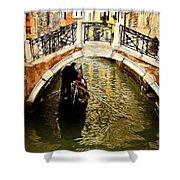 Evanscent - Venice Shower Curtain