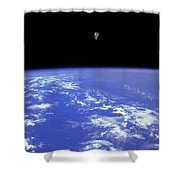 Evation Shower Curtain